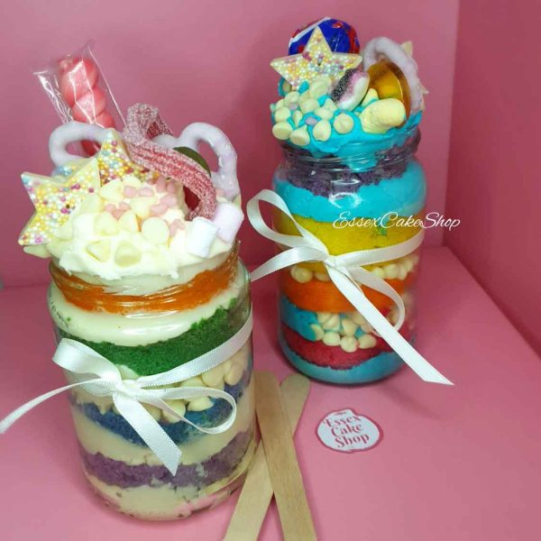 from £6. Flavours available vary each week.